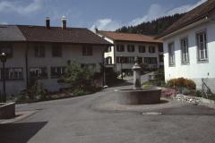 Brunnen im Hinterdorf