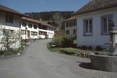 Hinterdorf April 2000.