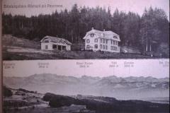 Erholungshaus mit Panorama