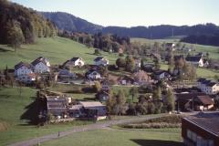 Ausblick vom Lettenberg auf Baumastr und Hüttenacker