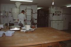 Bäckerei Meier, Arbeitstisch