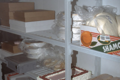 Bäckerei Meier, Kühlraum