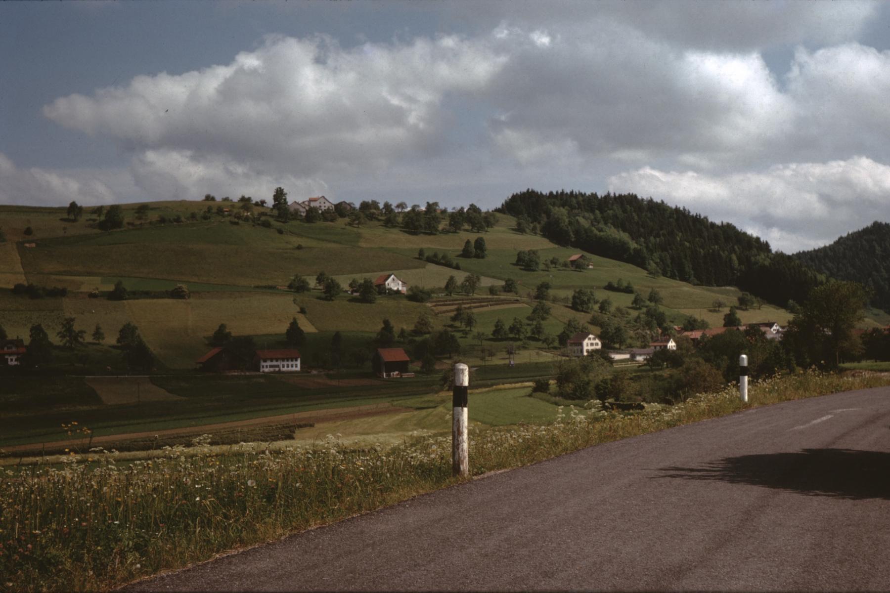 Dörfchen, Halde, Allenberg aus Rtg Maiwinkel