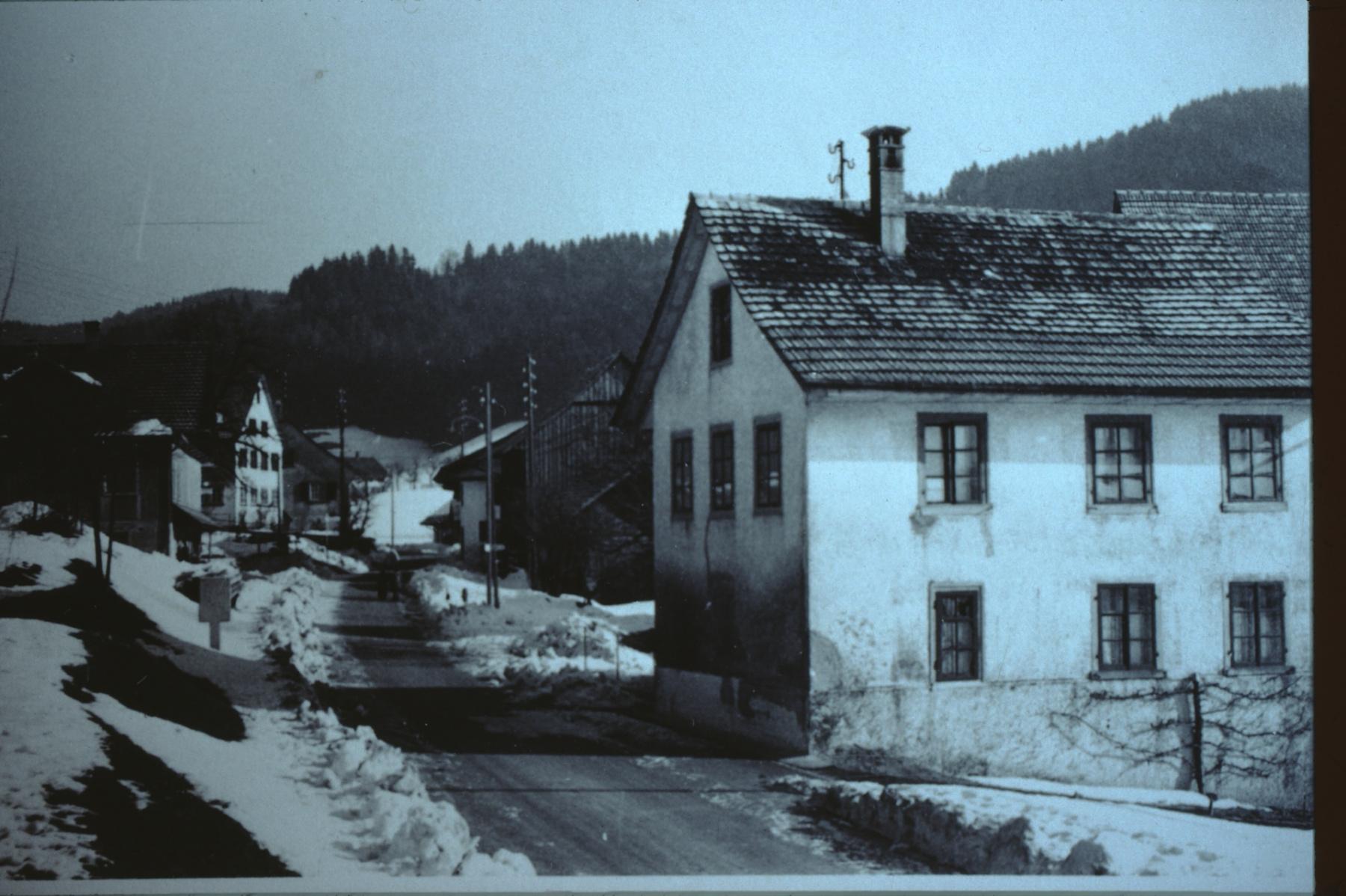 Bettswil im Winter