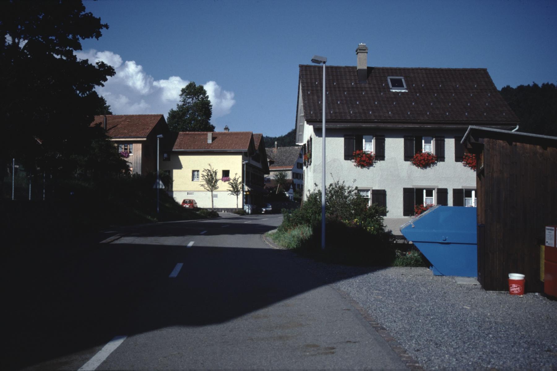 altes Schulhaus, Halde, Haus Walder