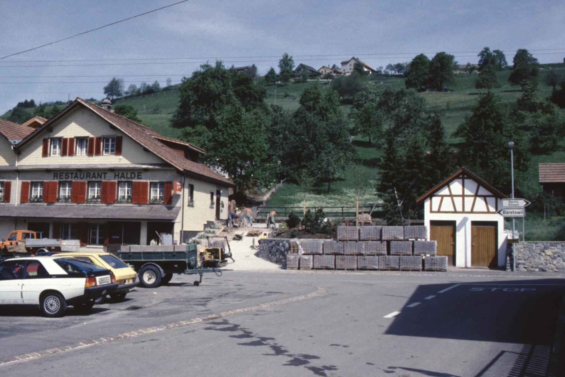 Rest. 'Halde', Allenberg