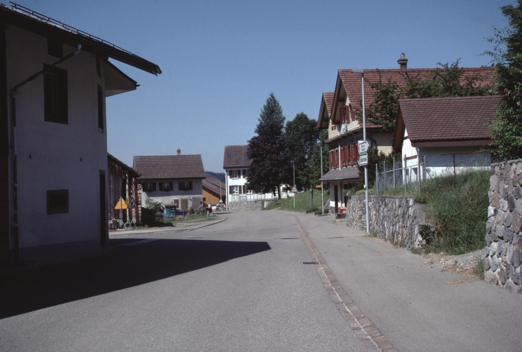 Blick Ritg. Schulhaus