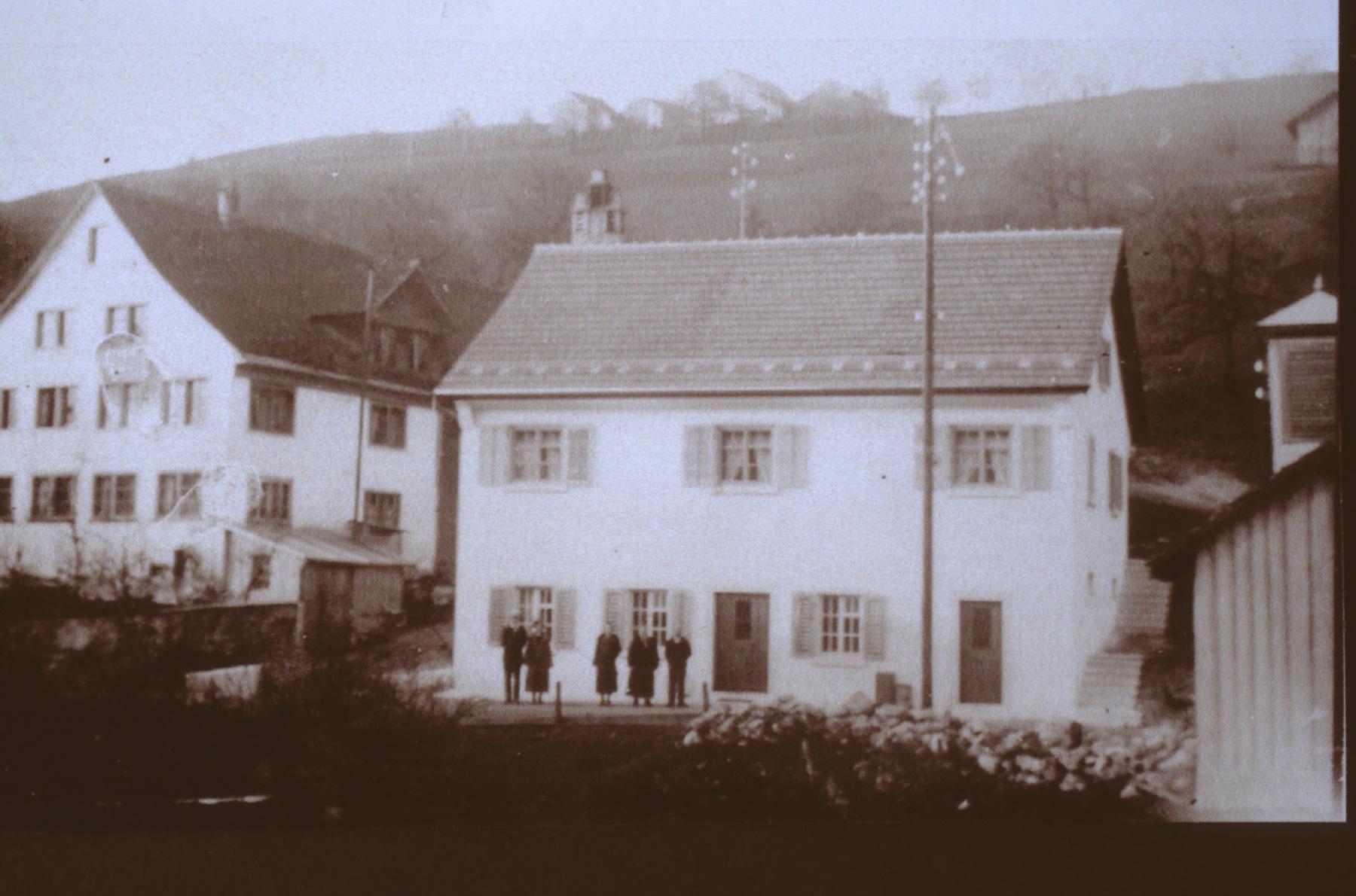Haus Walder + Sennhütte-Käserei
