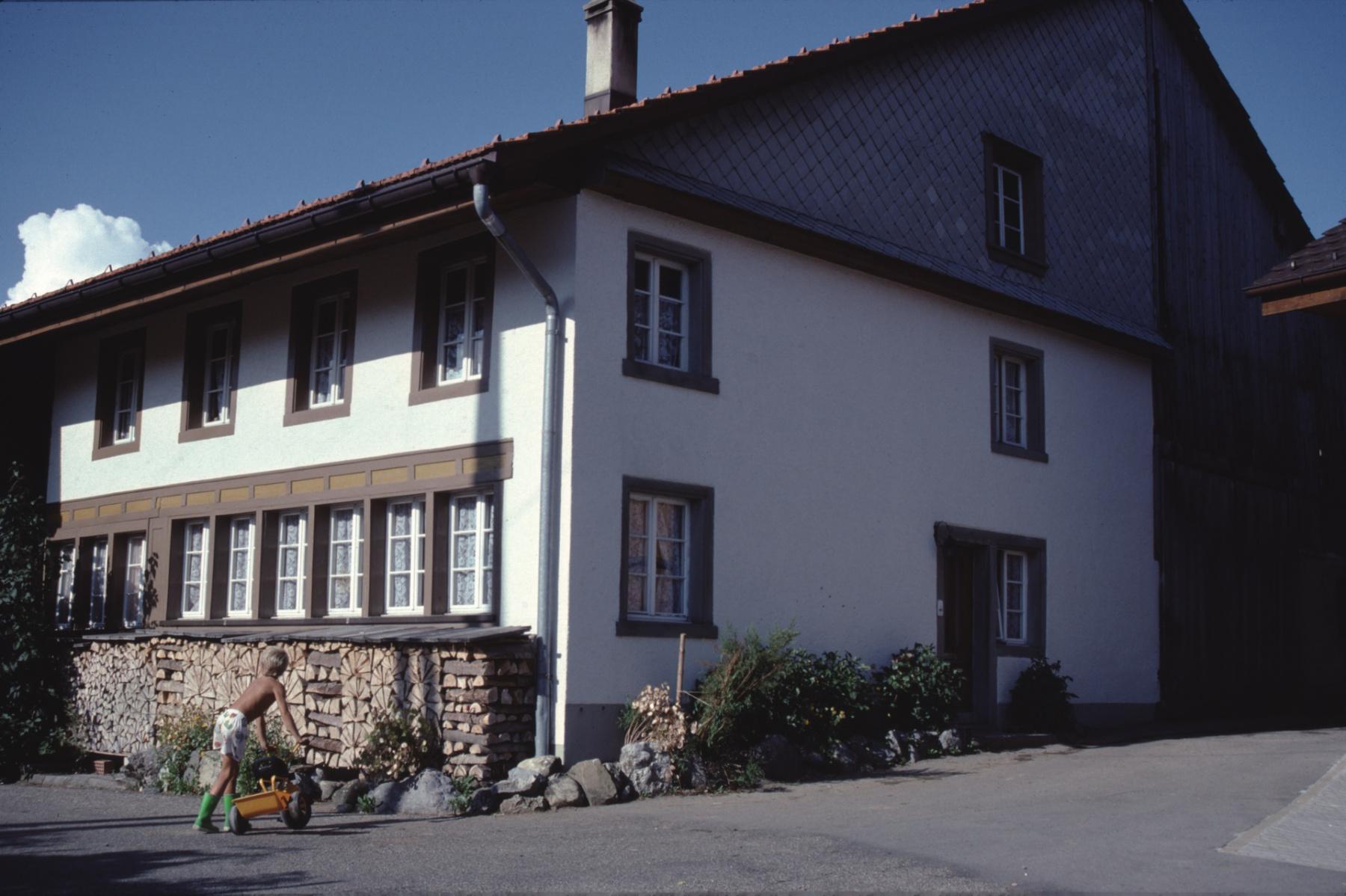 Allenberg, ehemalige Skihütte
