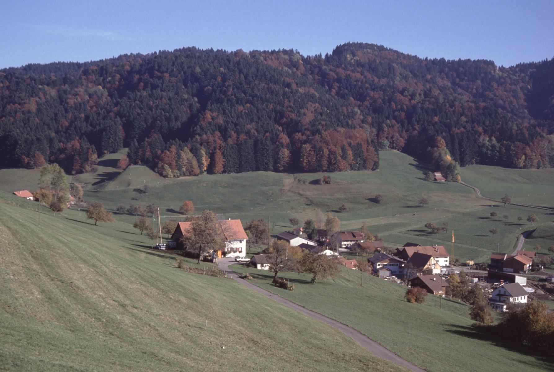 Allenberg. Blick auf Bettswil