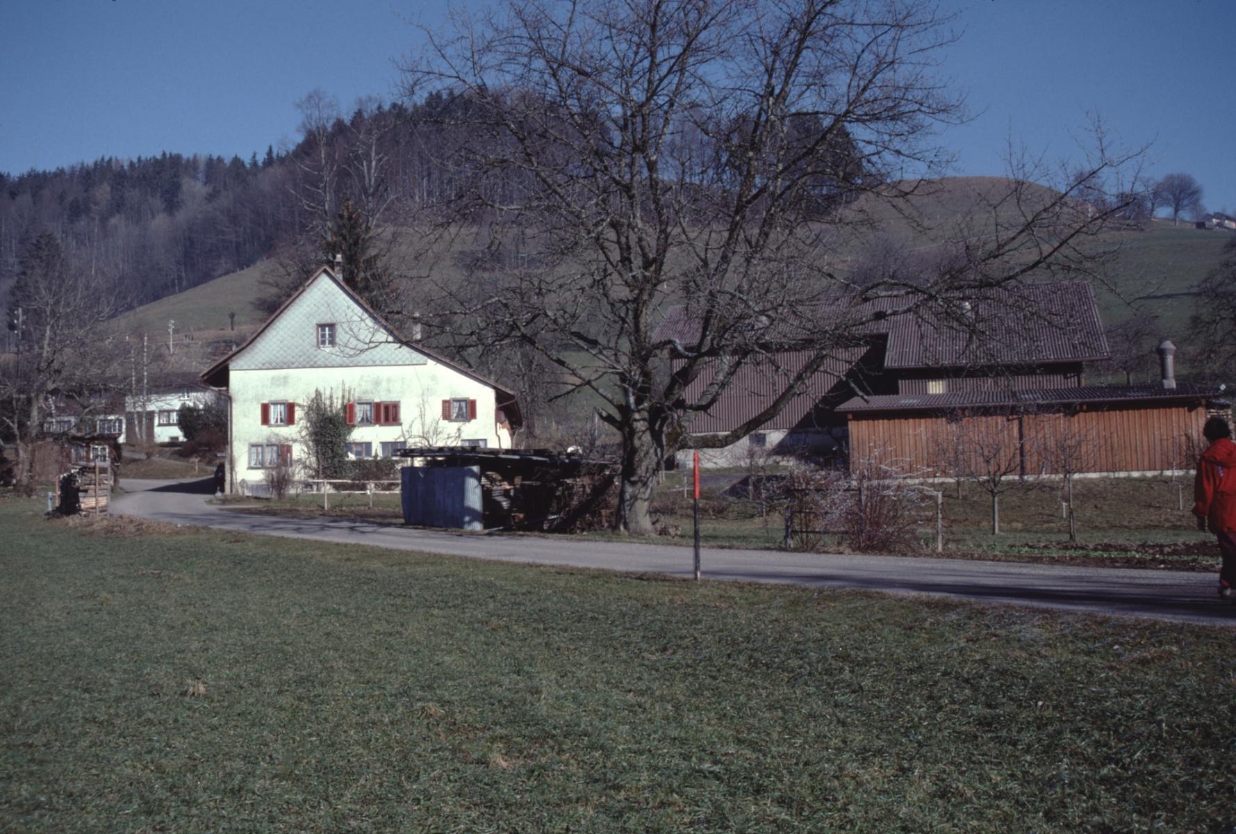 Vorderbettswil. Haus Fenner