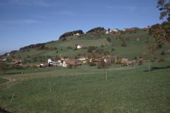 Dörfchen und Allenberg vom Obis aus