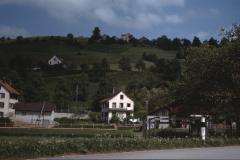 altes Schulhaus, Halde, Allenberg mit Teil Schulhs. + Turnpl.