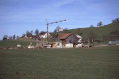 Bau Bauernhof - Scheune E. Meier