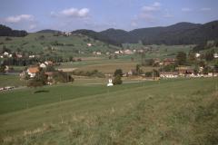 Blick vom Hasenrain Rtg Bettswil-Allenberg