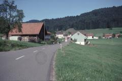Böhl, Blick Rtg Dörfchen (ohne Auto)