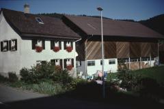 altes Schulhaus - neue Scheune Amacher