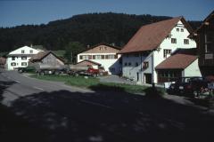 Häuser Brunner, Schoch, Amacher