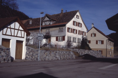 Haus von Fritz Walder und Käserei