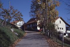 Allenberg Dörfchen Eingang