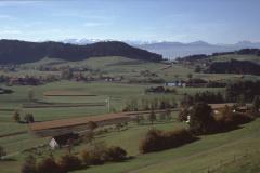 Allenberg. Blick Rtg Tisenwberg, Maiwinkel, Rigi