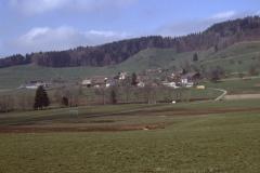 Fussballplatz Maiwinkel und Vorderbettswil
