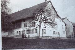 Vorderbettswil. Haus Dölf Fenner