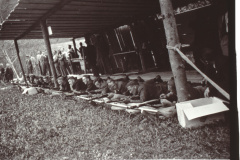 Fahnenweihe-Schiessen im Obis