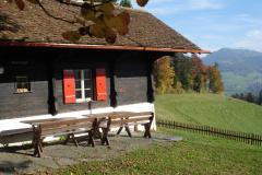 Waldeggli, hinten Brandegg