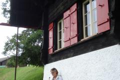 Waldeggli, Verwalterin Priska Bischofberger