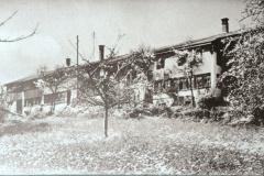 Bild ,Heimatspiegel' ,Flarzhaus,abgebrannt'