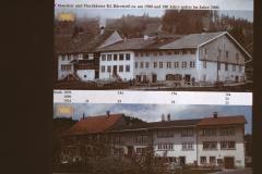 Chloster u. Flarzhäuser in Chli Bäretswil