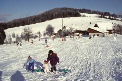 Ghöch im Winter