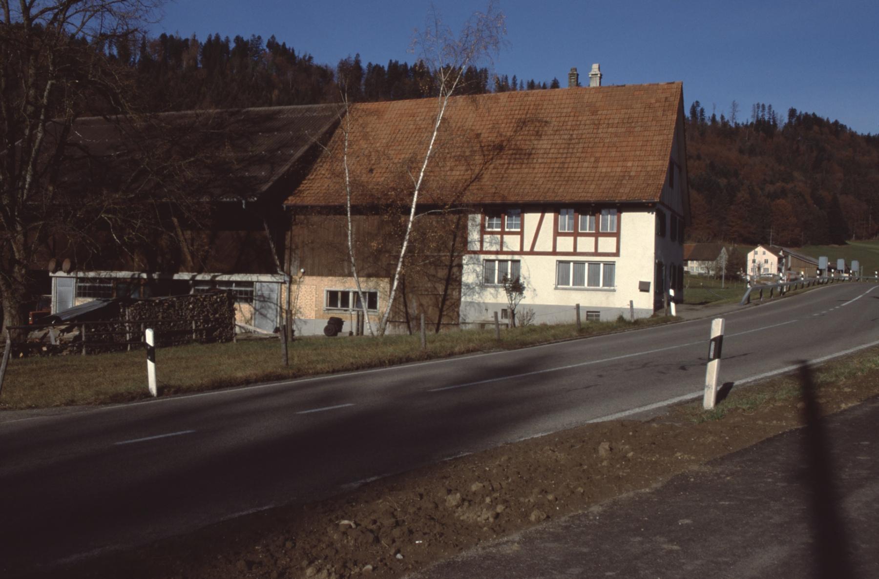 Bauernhaus ehemals Erwin Gredig