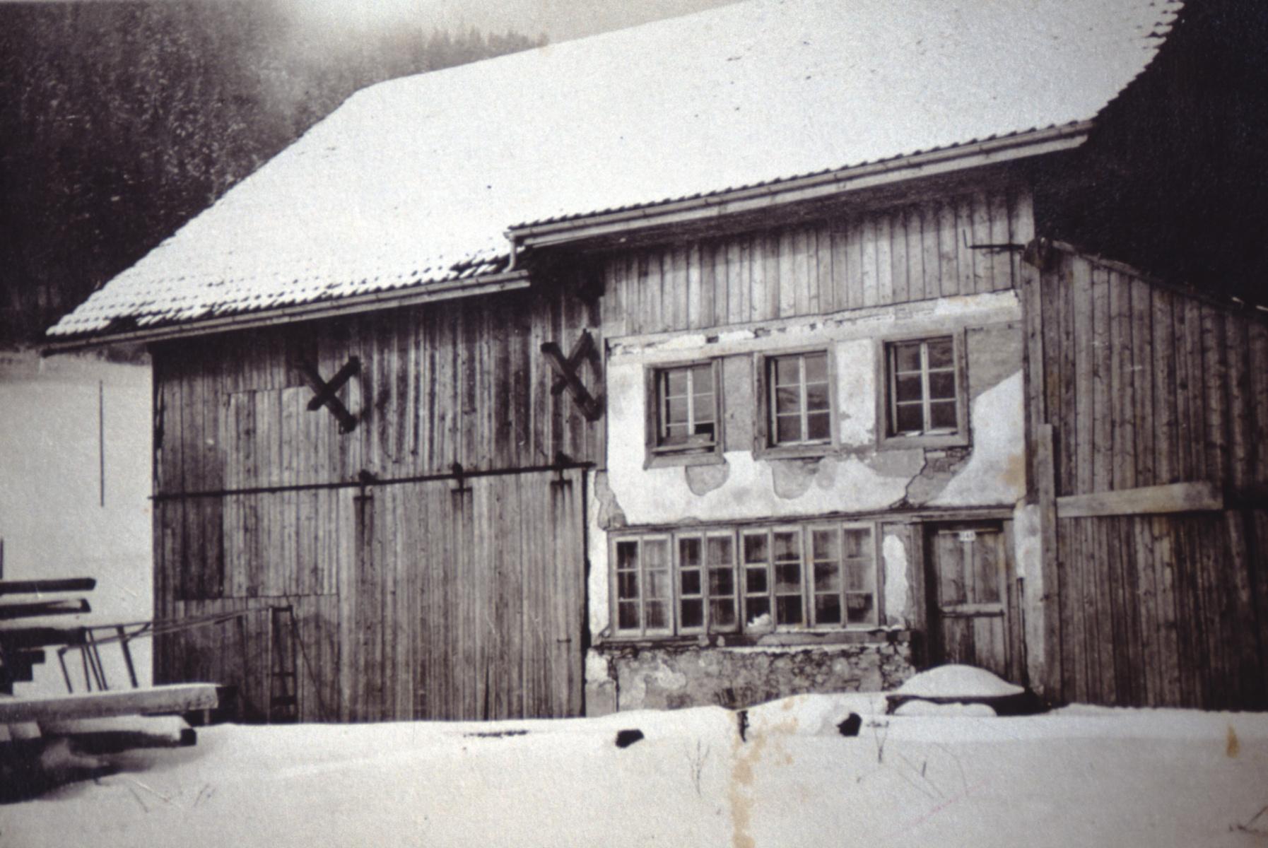 Haus Küng (abgebrochen 1942)
