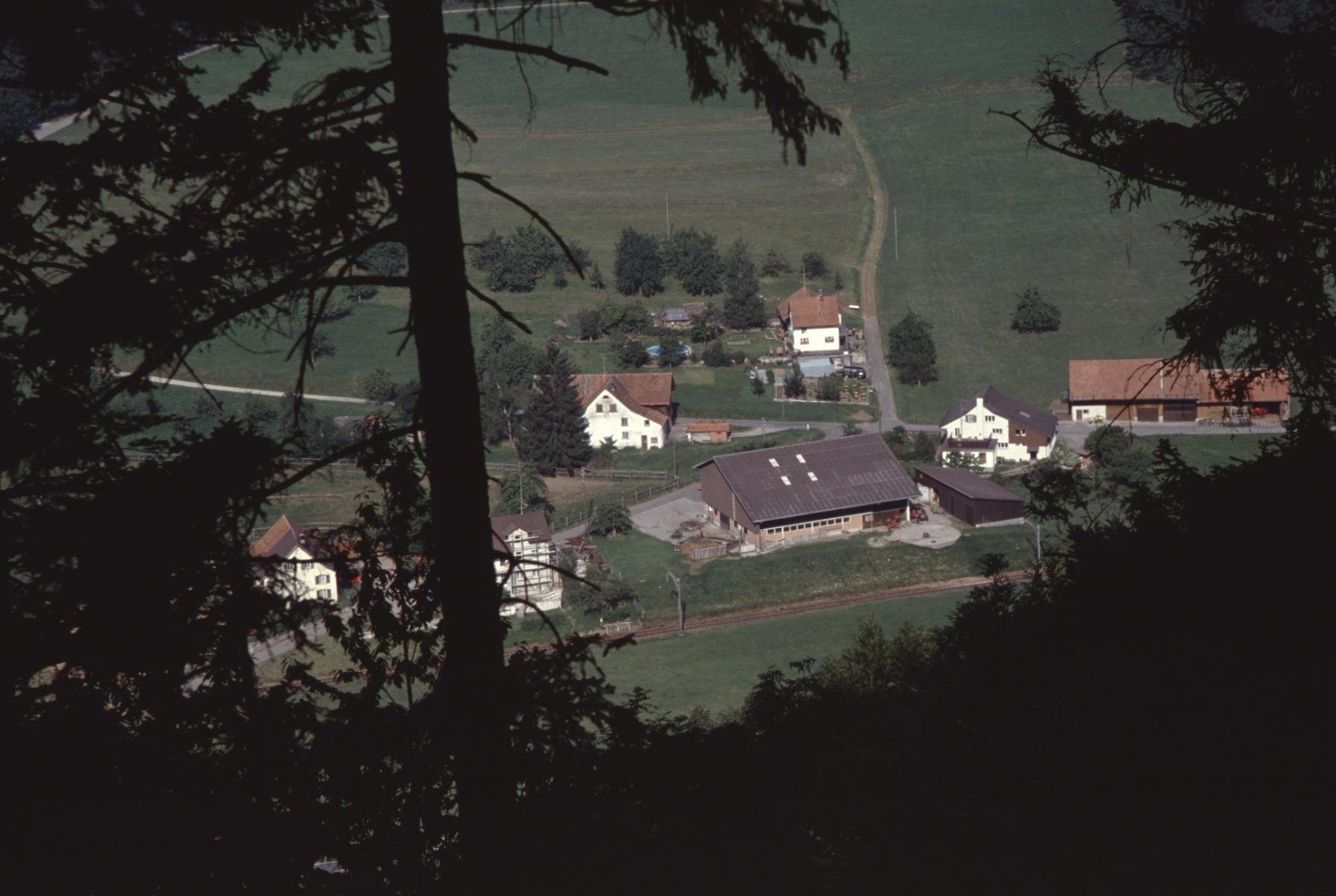 Bussental vom Greifenberg aus