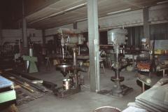 Schlosserei Wäfler, Werkstatt