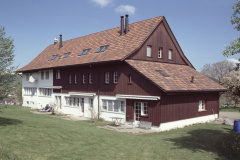 Hungerzelg (Haldengut), Haus Roger Lüthi
