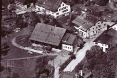 Hinterburg aus der Luft