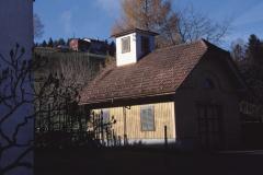 Hinterburg, Spritzenhäuschen