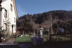 Hinterburg, Haus + Garten Annemarie+Hans Welti