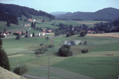 Hinterburg, Blick Rtg Hof-Neuthal