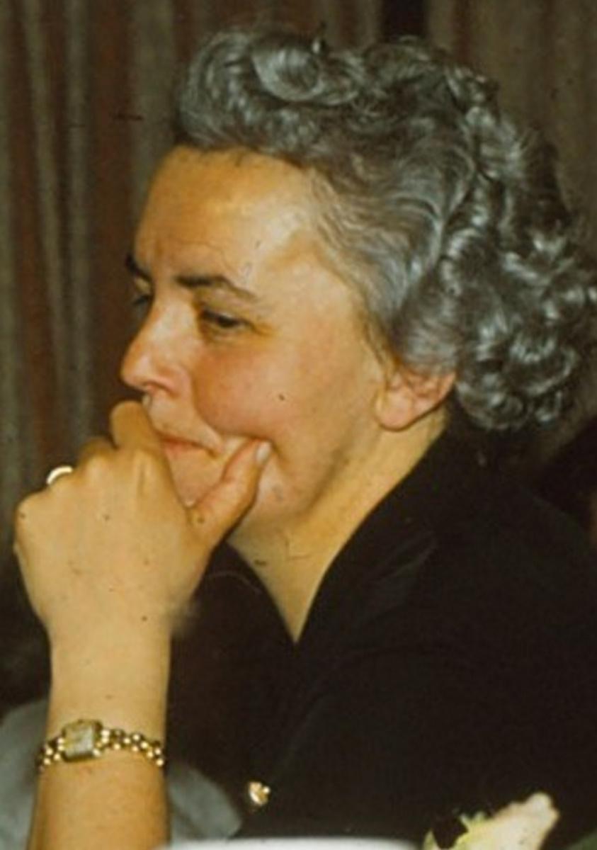 Rös Brunner-Fehr, 1958