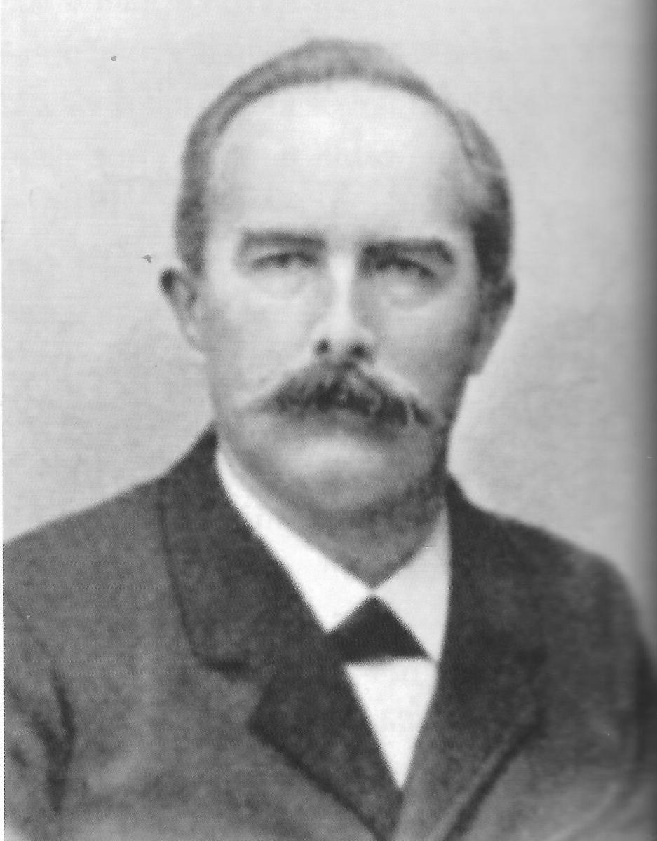 Jakob Fischer, Gemeindepraesident 1889 - 1912