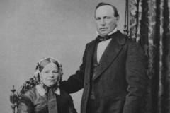 Kaspar Spörri-Dolder und seine Frau
