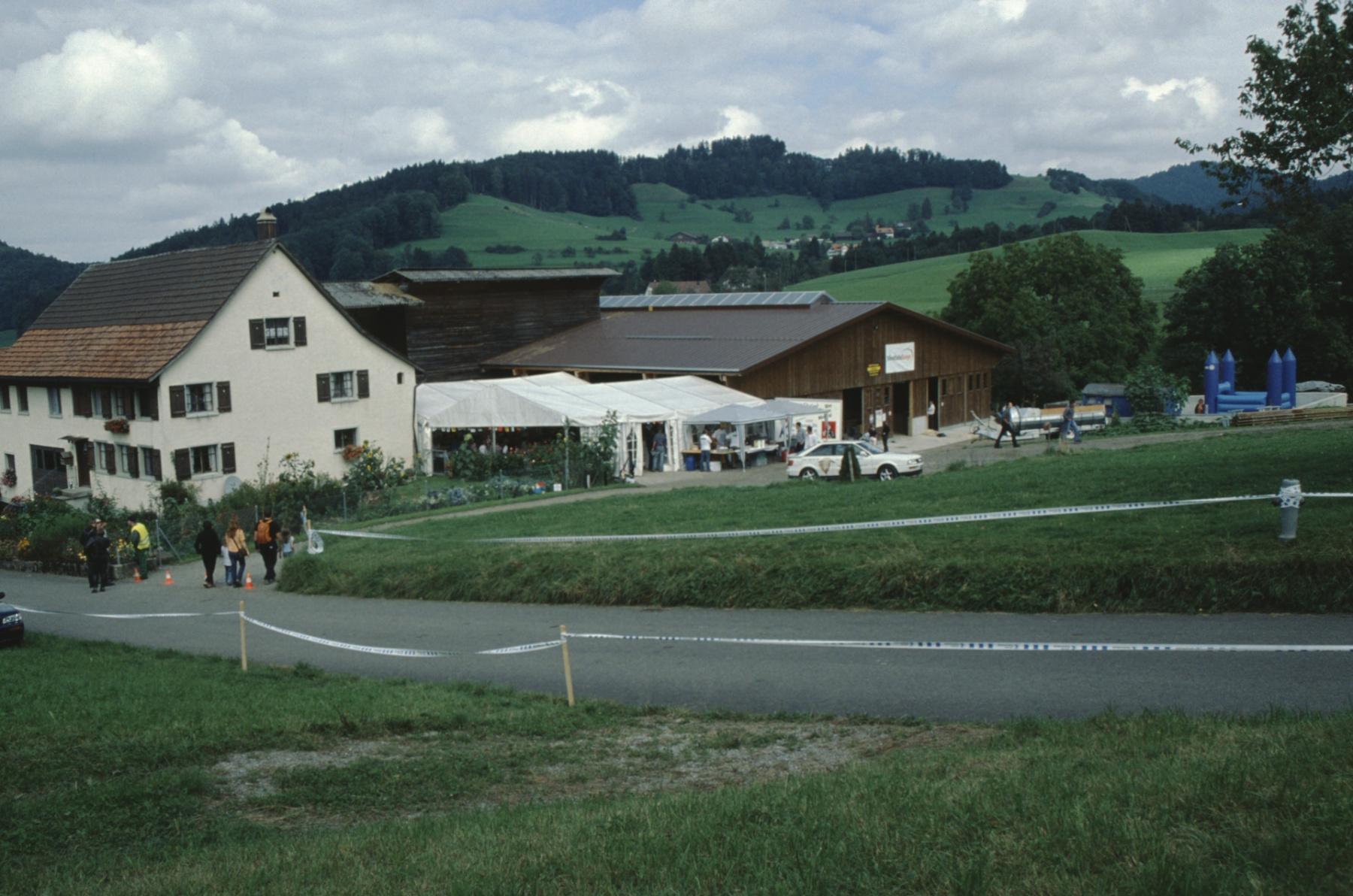 TdoT Liegenschaft Reto Wäfler, Schönau