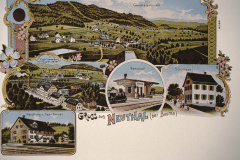 Postkarte Neuthal
