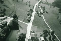 Luftaufnahme Bahnh. - Kosthäuser - Schulhaus