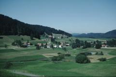 Neuthal von Hinterburg aus - Weiher