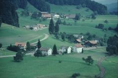 Kosthäuser, Hof von Hinterburg aus